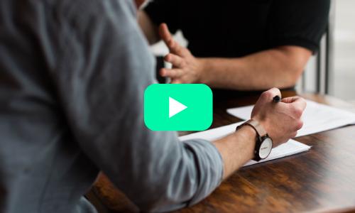vidéo - entretien d'alternance